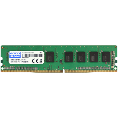 Памет GOODRAM 16GB DDR4 2400MHz (PC4-19200) CL17