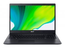"Лаптоп Acer Aspire 3 A315-22-459X, AMD A4-9120e (1.50 GHz up to 2.20 GHz, 2 ядра), 15.6"" HD (1366x768), 4GB DDR4, 1TB HDD, Endless OS, Charcoal Black - NX.HE8EX.012"