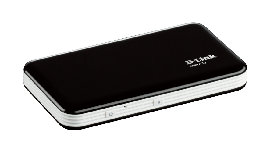 Рутер  D-Link DWR-730/E HSPA+ Mobile Router - 3G 21Mbps Broadband Modem and Wireless N150