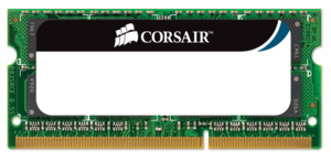 Памет Corsair 8GB DDR3, 1333MHz, 204 SODIMM 1.5V, Unbuffered