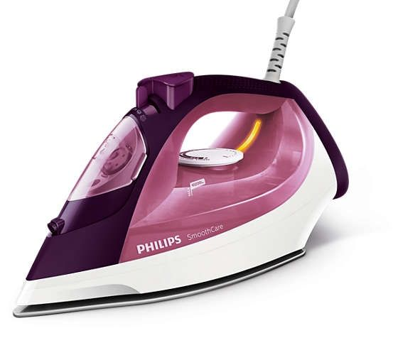 Парна Ютия Philips GC3581/30 Steam 40g/min;170g steam boost SteamGlide Ceramic 2400 W