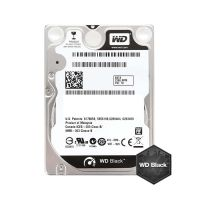 "HDD 500GB WD Black 2.5"" SATAIII 32MB 7200rpm 7mm slim (5 years warranty)"